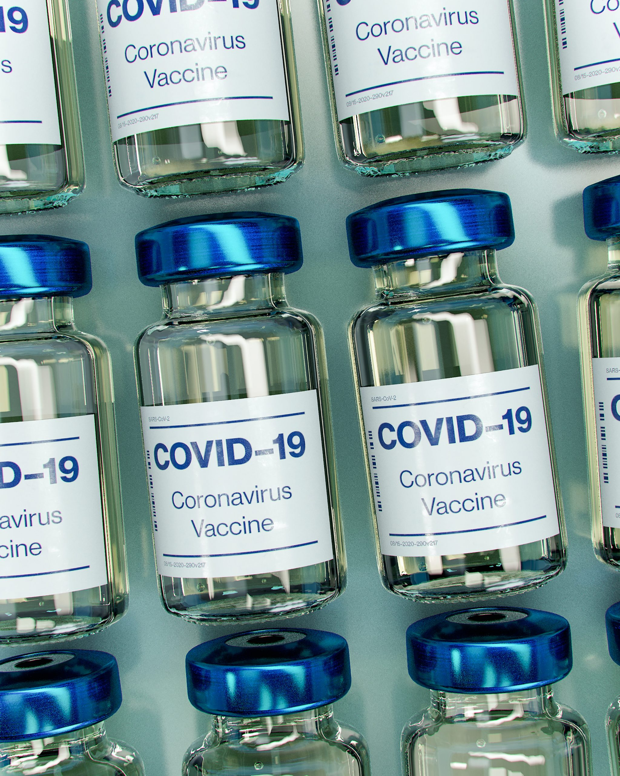 "DAUK on Bloomberg: ""Fear of Covid Vaccine 'Chaos'"""