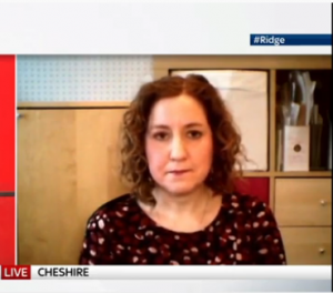 DAUK's Dr Rosie Shire on Sky News discusses concerns about the second dose vaccination delays